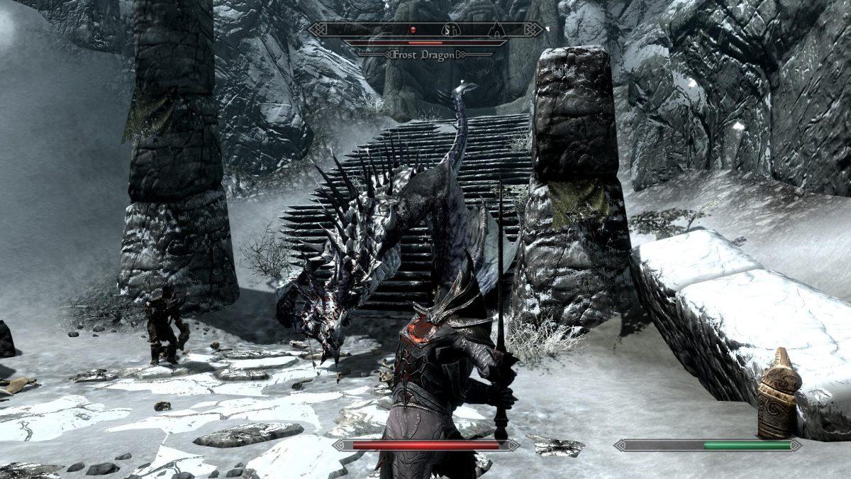 Foto 4 do jogo The Elder Scrolls V: Skyrim