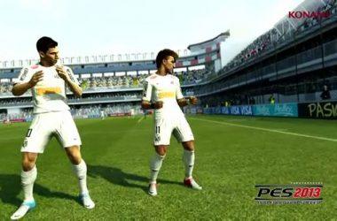 ganso-e-neymar-dancam-ai-se-eu-te-pego-no-trailer-do-pes-2013
