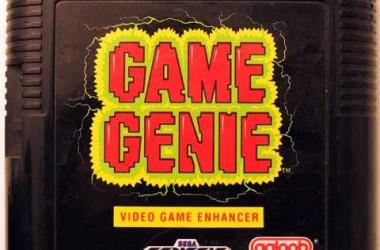 game genie megadrive
