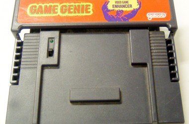 game genie super nintendo