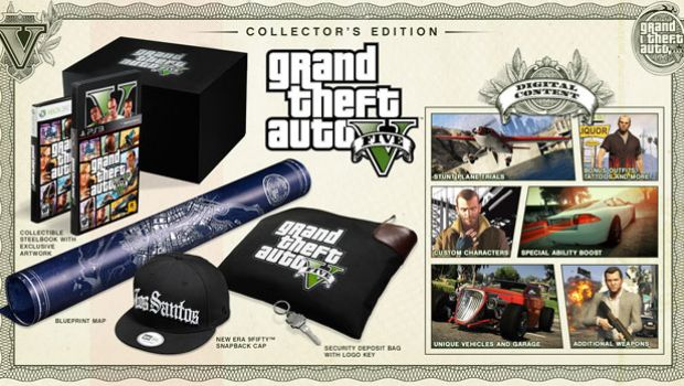 gta limited edition