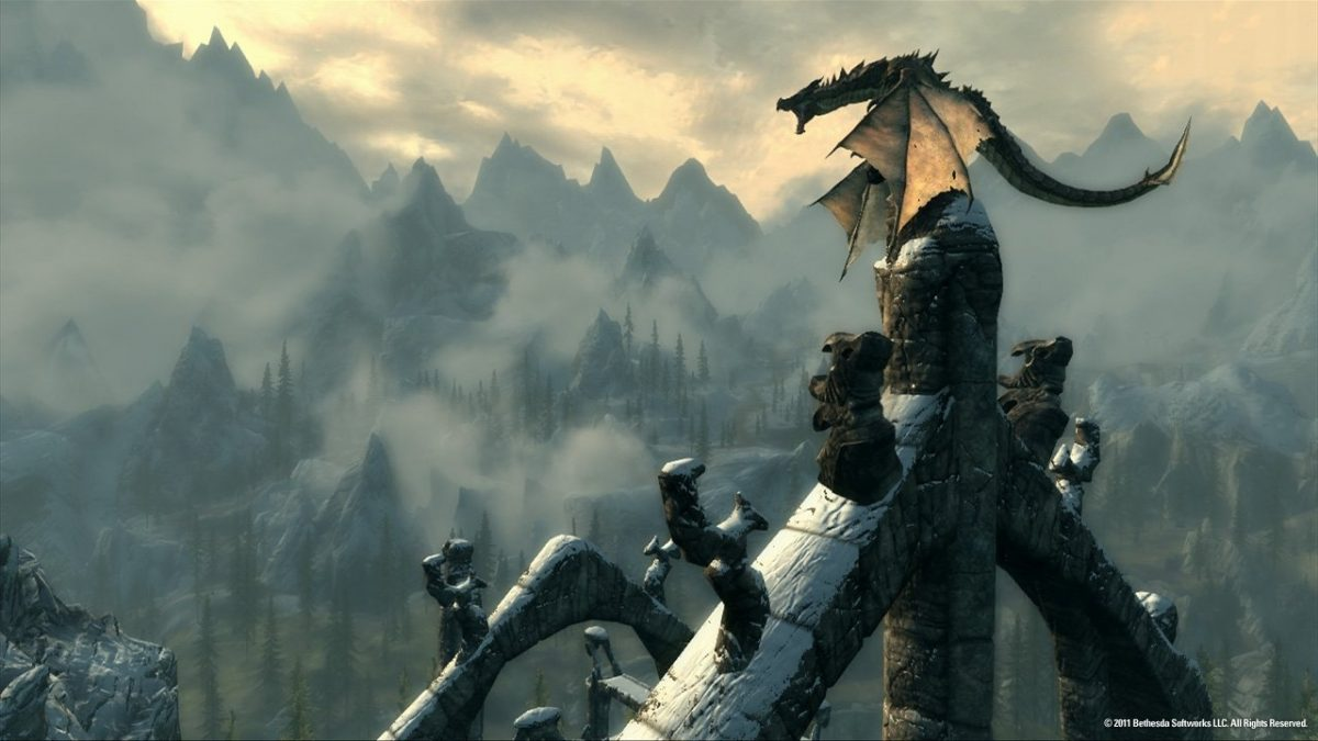 Foto 5 do jogo The Elder Scrolls V: Skyrim