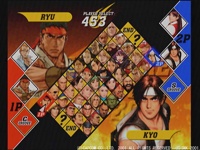 Capcom Vs Snk Mame Rom