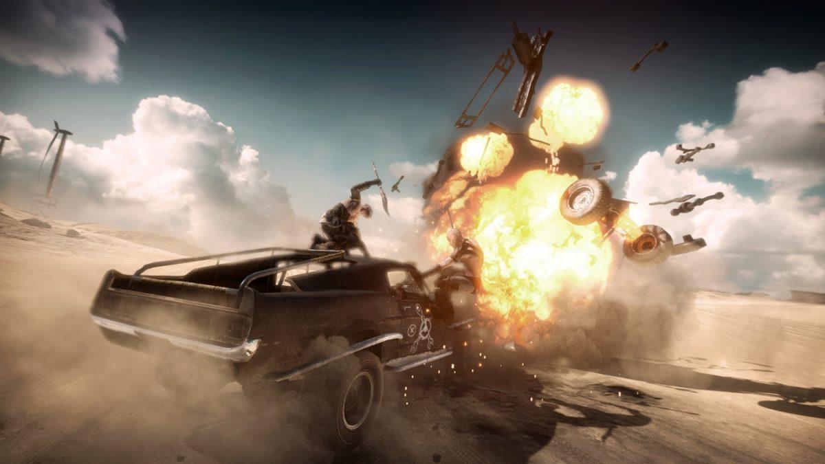 Foto 2 do jogo Mad Max