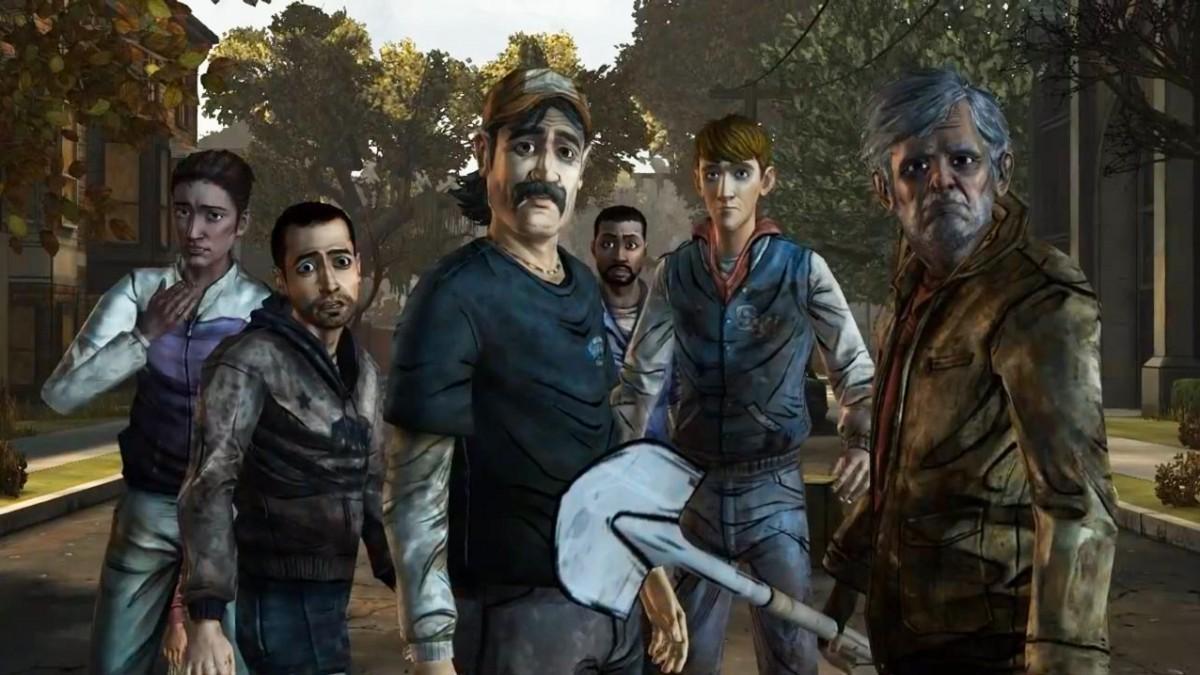 Foto 14 do jogo The Walking Dead