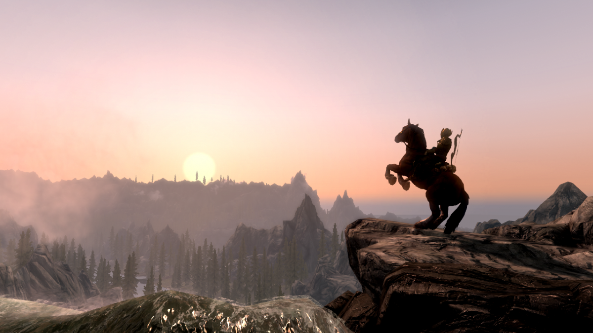 Foto 1 do jogo The Elder Scrolls V: Skyrim