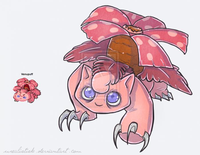 10 Fusoes Pokemon Desenhadas Parte 15 Critical Hits
