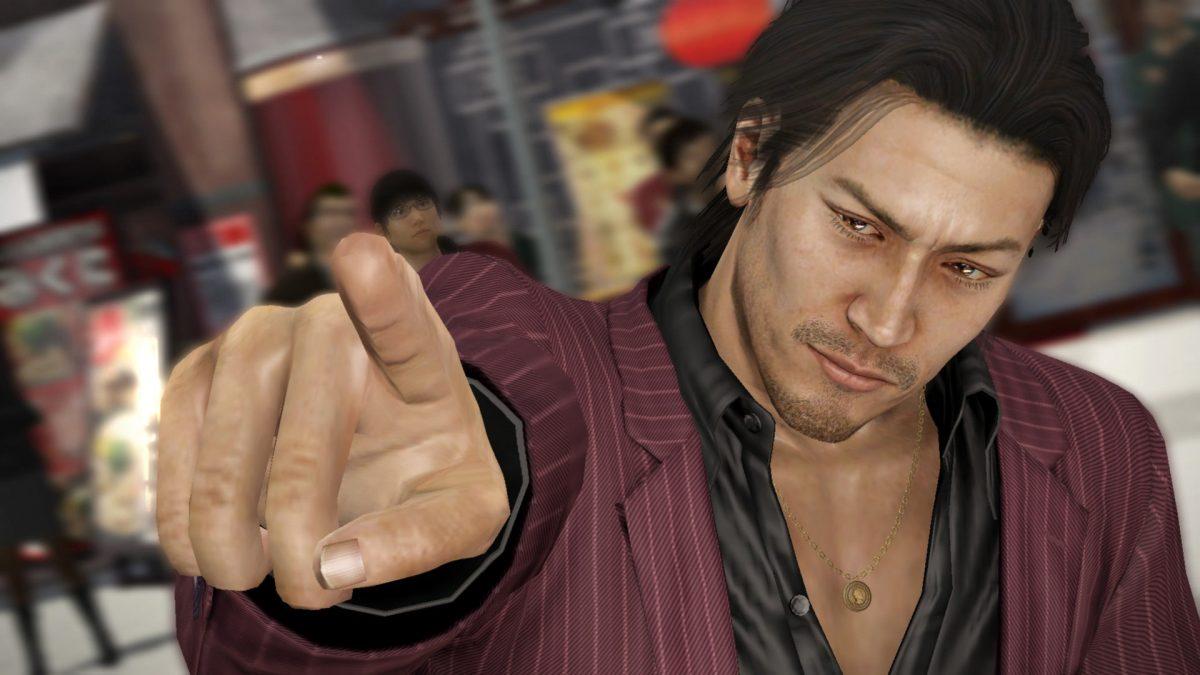 Foto 1 do jogo Yakuza 5