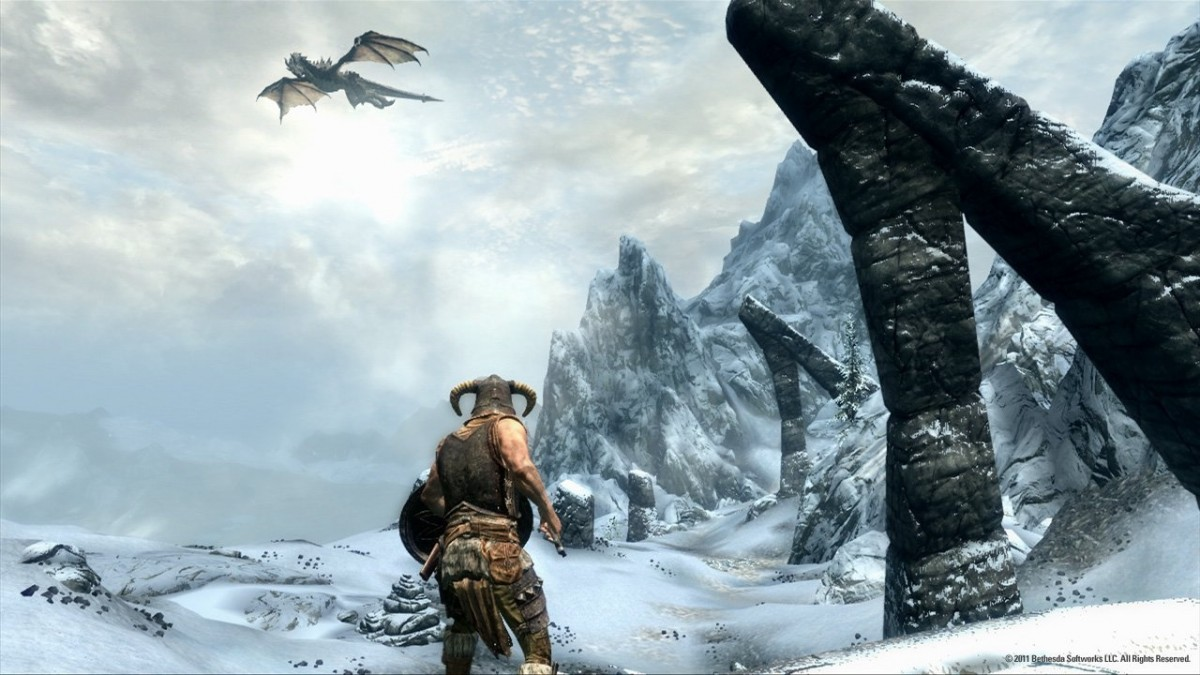 Foto 8 do jogo The Elder Scrolls V: Skyrim