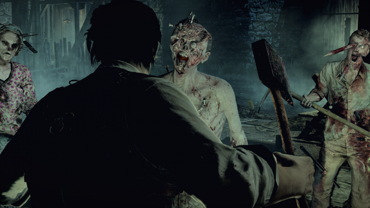 Foto 1 do jogo The Evil Within