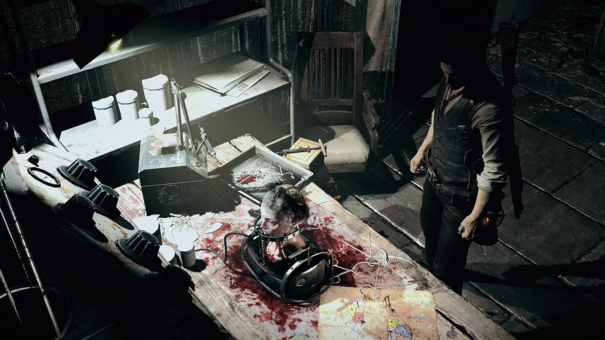 Foto 3 do jogo The Evil Within