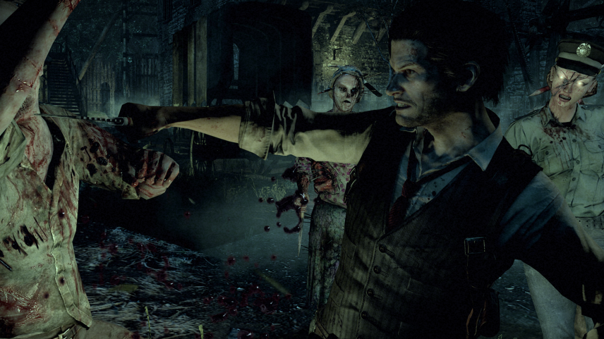 Foto 5 do jogo The Evil Within