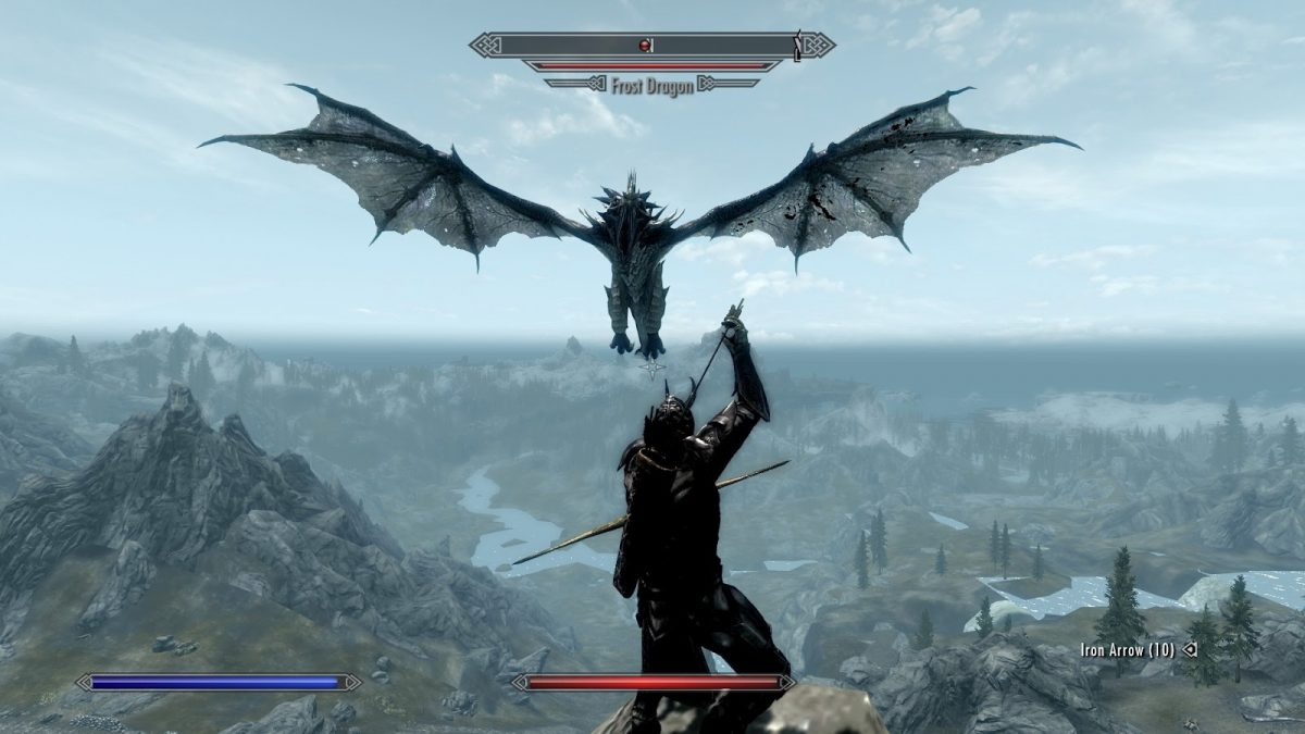 Foto 3 do jogo The Elder Scrolls V: Skyrim