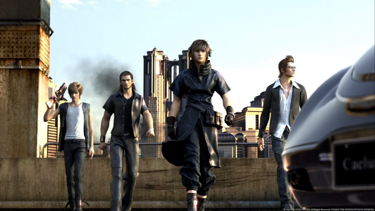 Foto 2 do jogo Final Fantasy XV