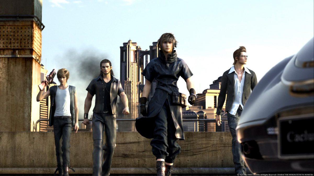 Foto 2 do jogo Final Fantasy XV – Review