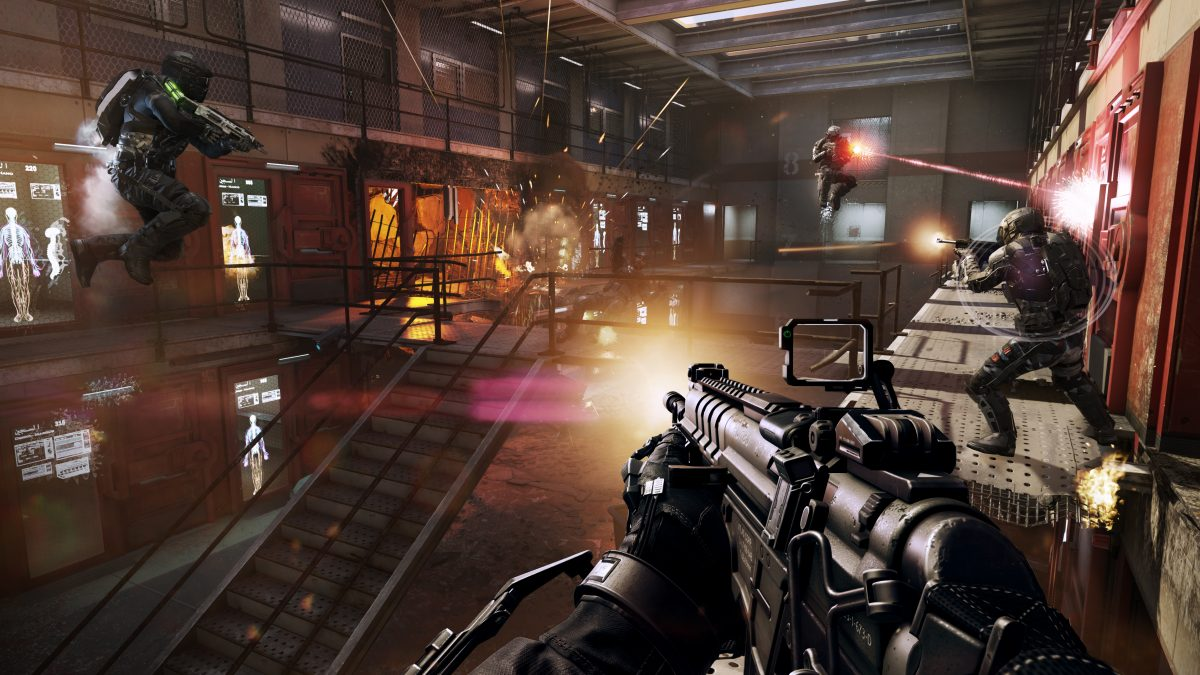 Foto 3 do jogo Call of Duty: Advanced Warfare – Review