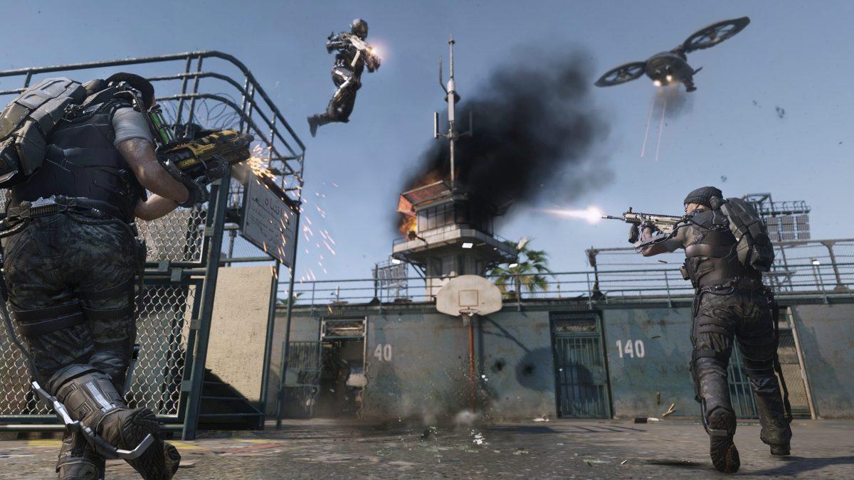 Foto 1 do jogo Call of Duty: Advanced Warfare – Review