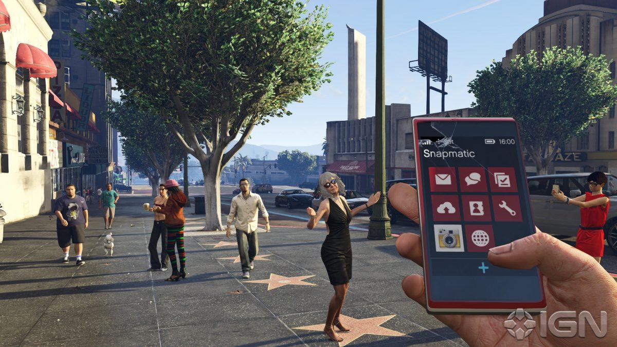Foto 3 do jogo Grand Theft Auto V