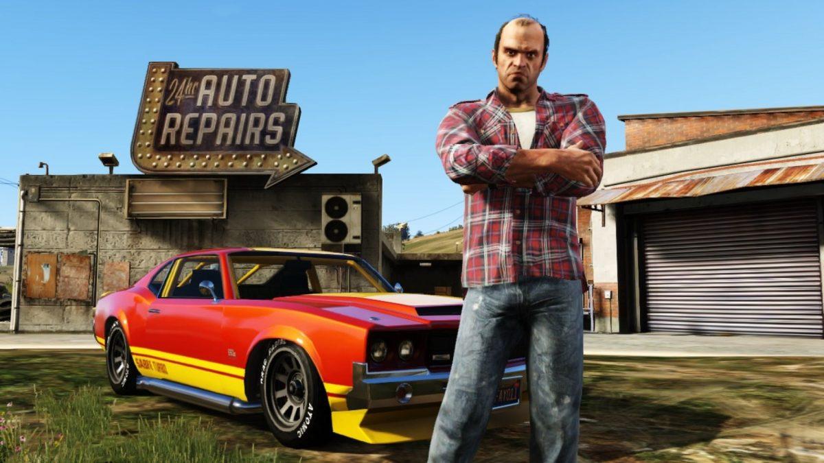 Foto 1 do jogo Grand Theft Auto V