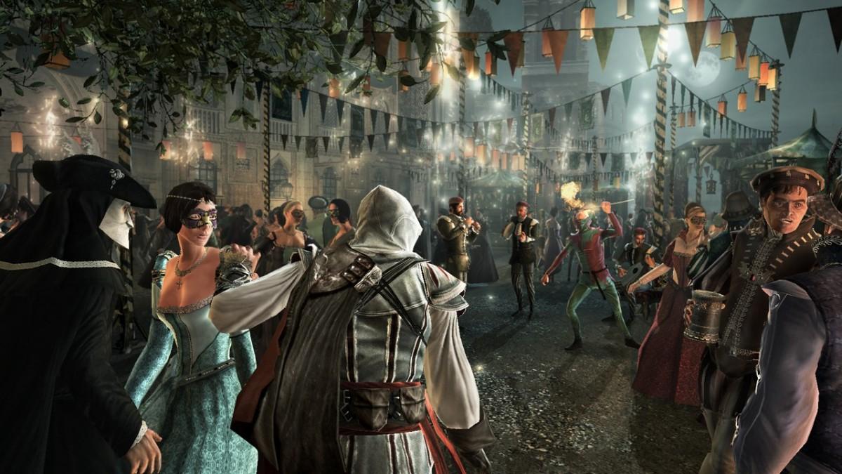 Assassin creed 2 mature rating