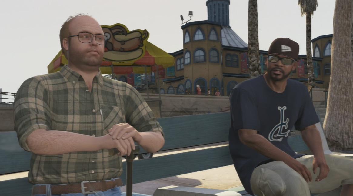 Foto 2 do jogo Grand Theft Auto V