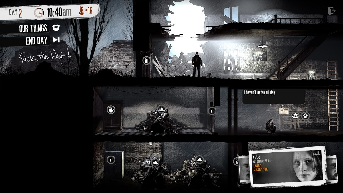 Foto 3 do jogo This War of Mine Complete Edition – Review