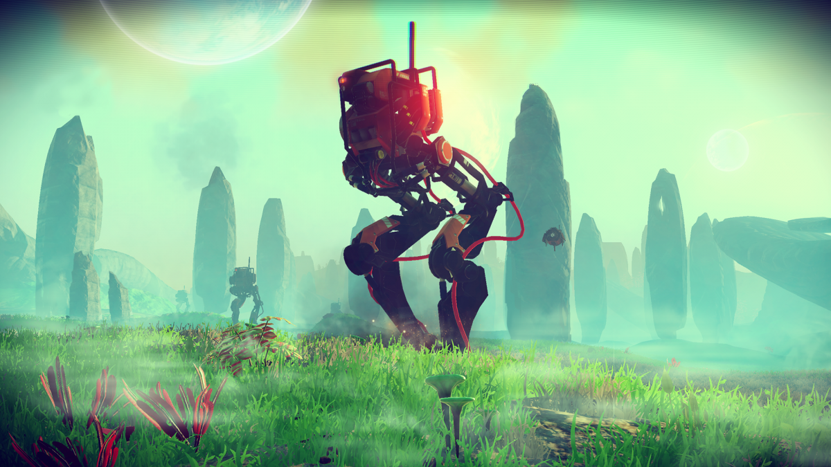Foto 1 do jogo No Man's Sky – Review