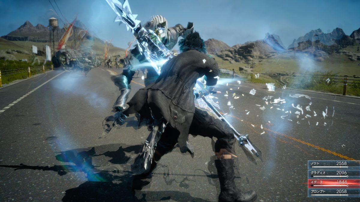 Foto 18 do jogo Final Fantasy XV – Review