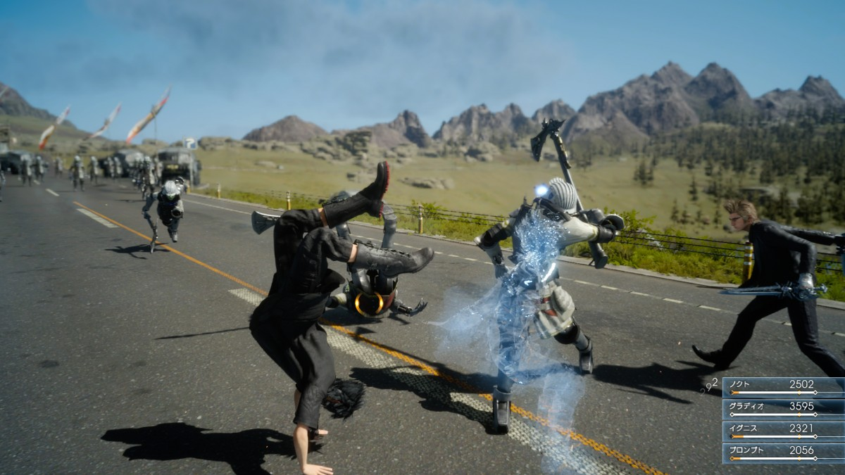 Foto 15 do jogo Final Fantasy XV