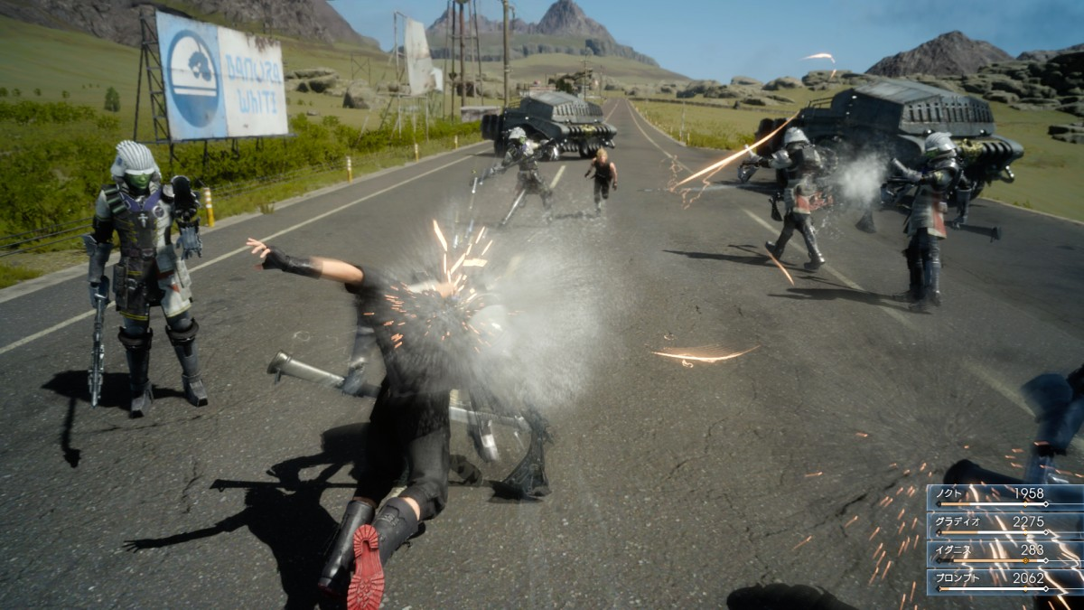 Foto 9 do jogo Final Fantasy XV