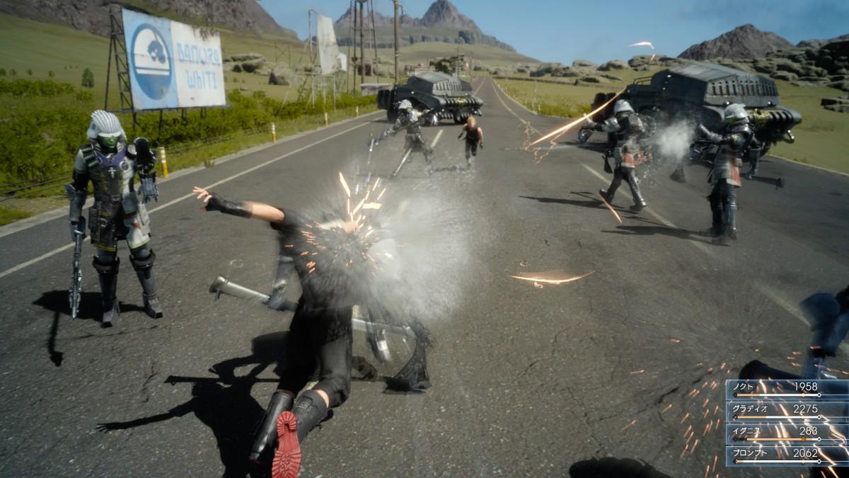 Foto 9 do jogo Final Fantasy XV – Review