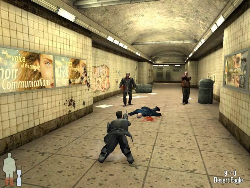 Foto 1 do jogo Max Payne
