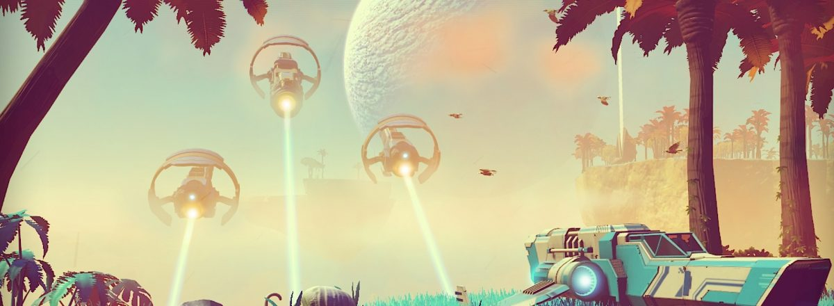 Update de No Man's Sky melhora multiplayer cooperativo