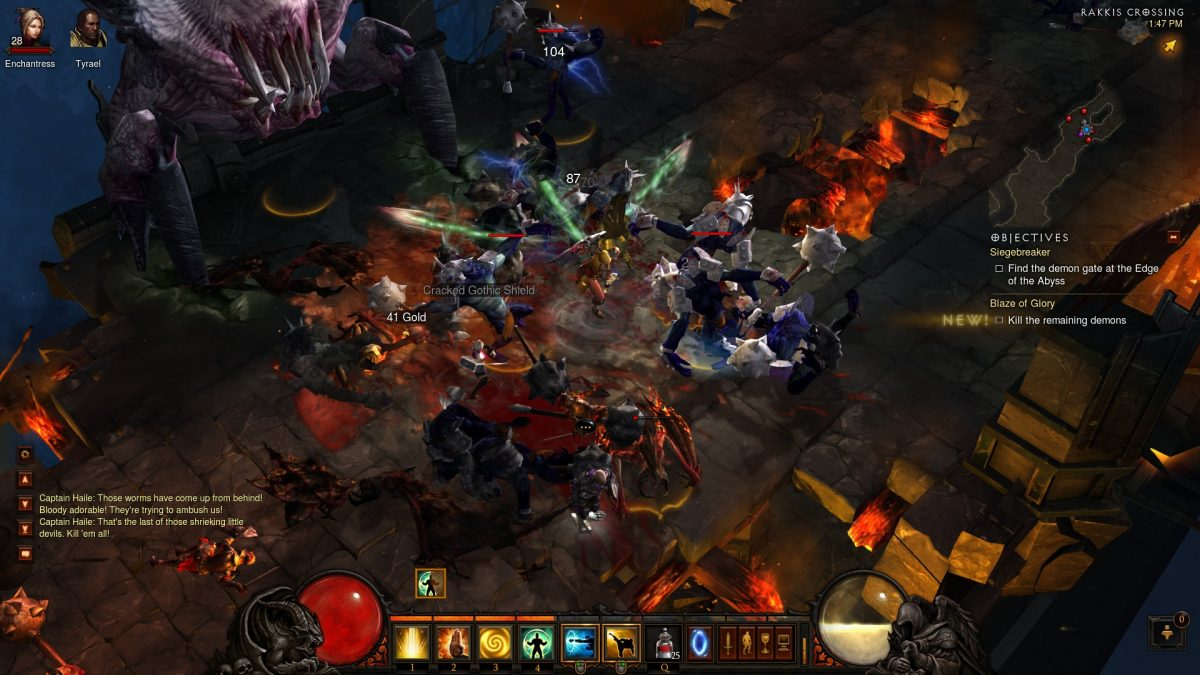 Foto 1 do jogo Diablo III – Rise of the Necromancer – Review