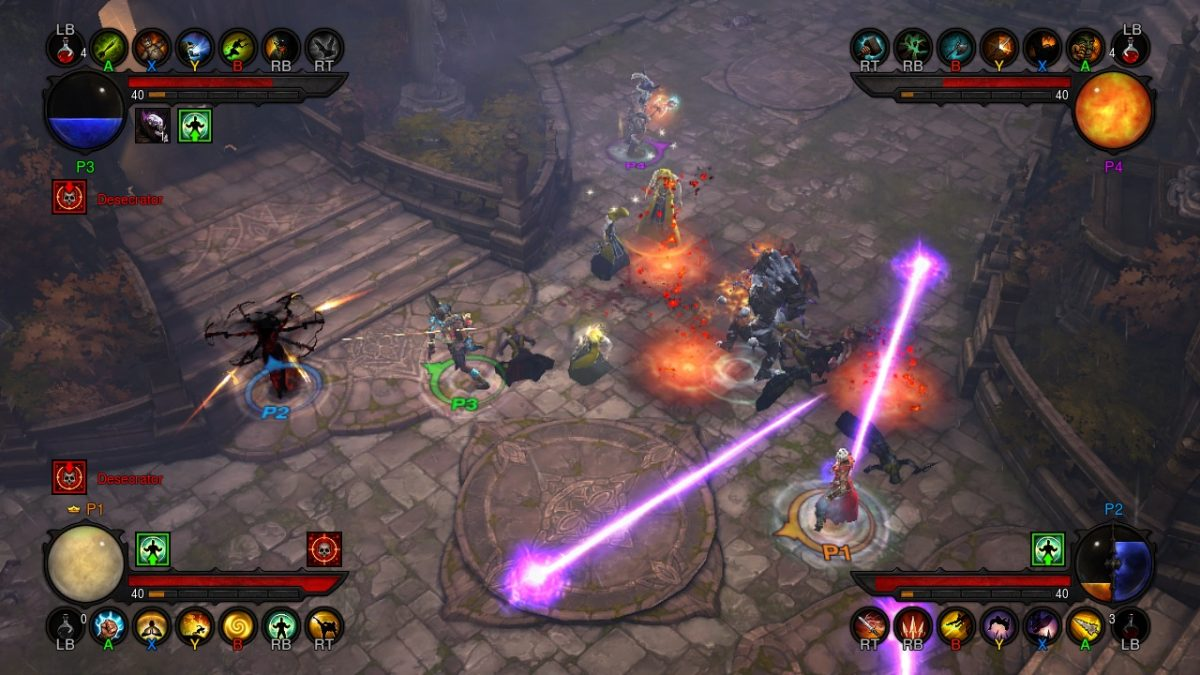 Foto 2 do jogo Diablo III – Rise of the Necromancer – Review