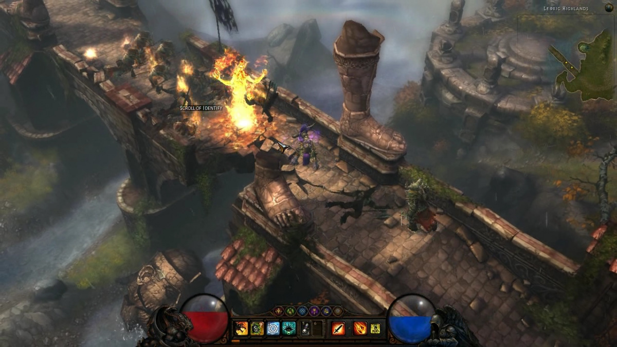Foto 3 do jogo Diablo III – Rise of the Necromancer – Review