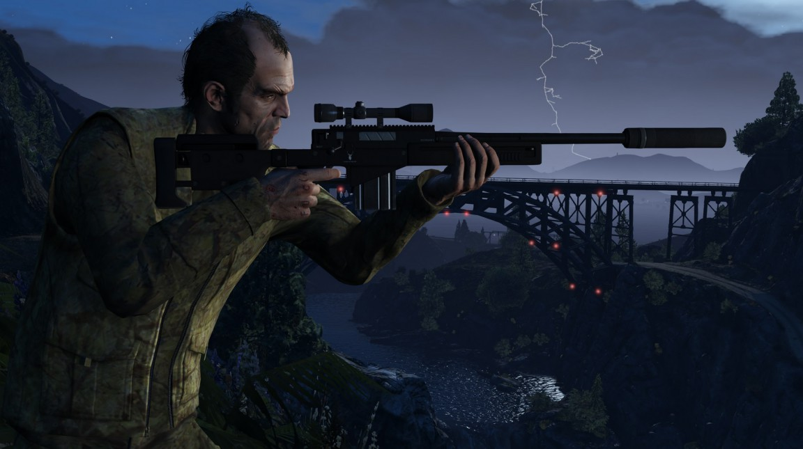 Foto 7 do jogo Grand Theft Auto V