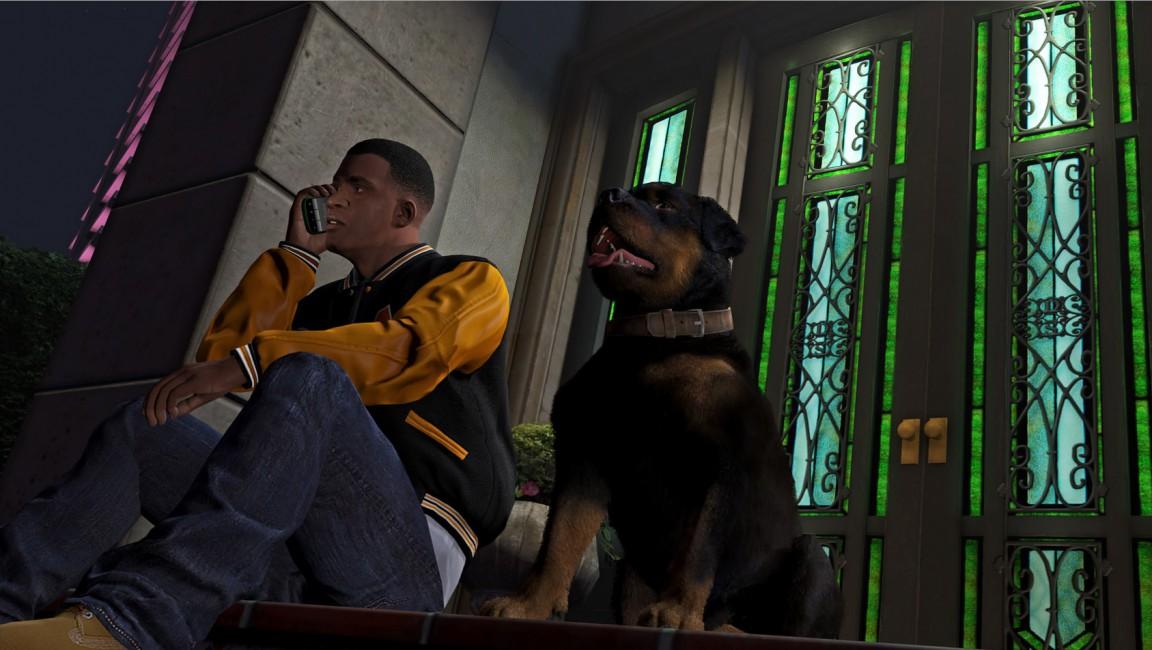 Foto 8 do jogo Grand Theft Auto V