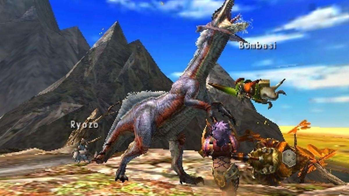 Foto 2 do jogo Monster Hunter 4 Ultimate