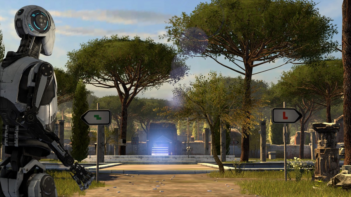 Foto 1 do jogo The Talos Principle