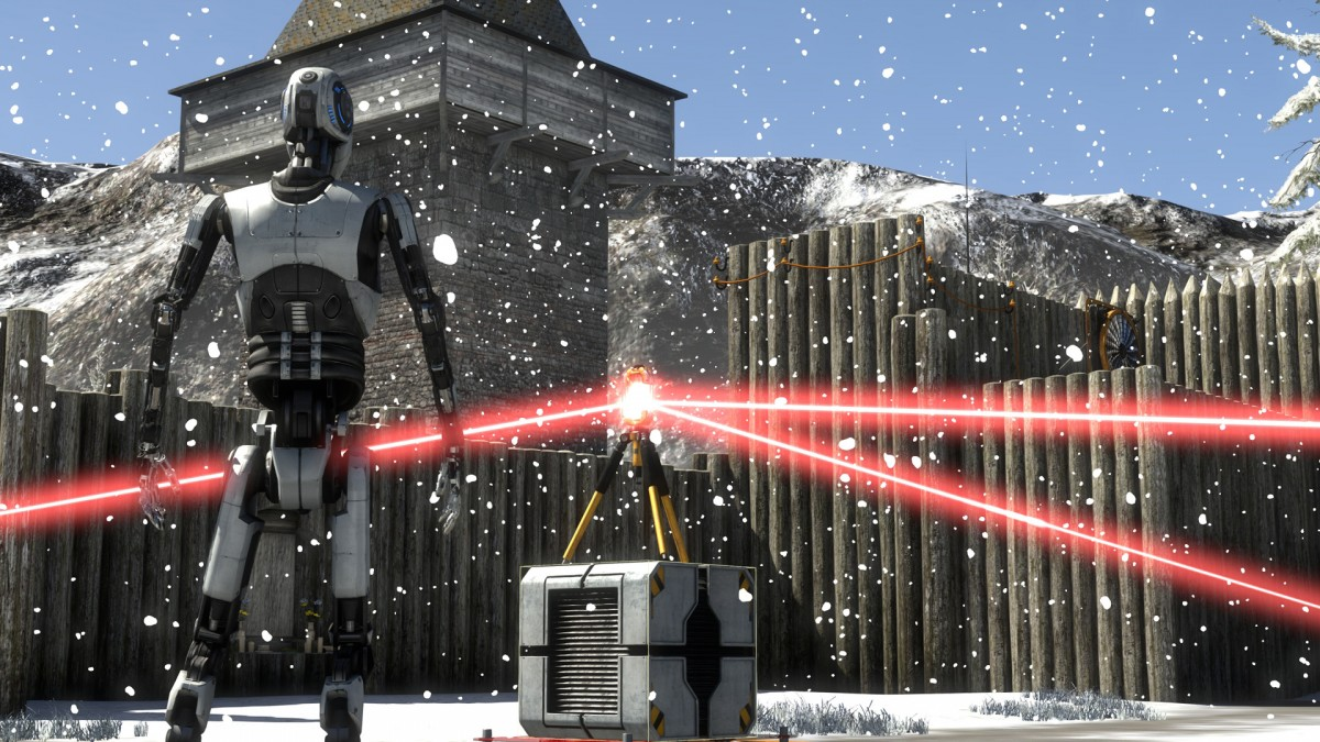 Foto 2 do jogo The Talos Principle