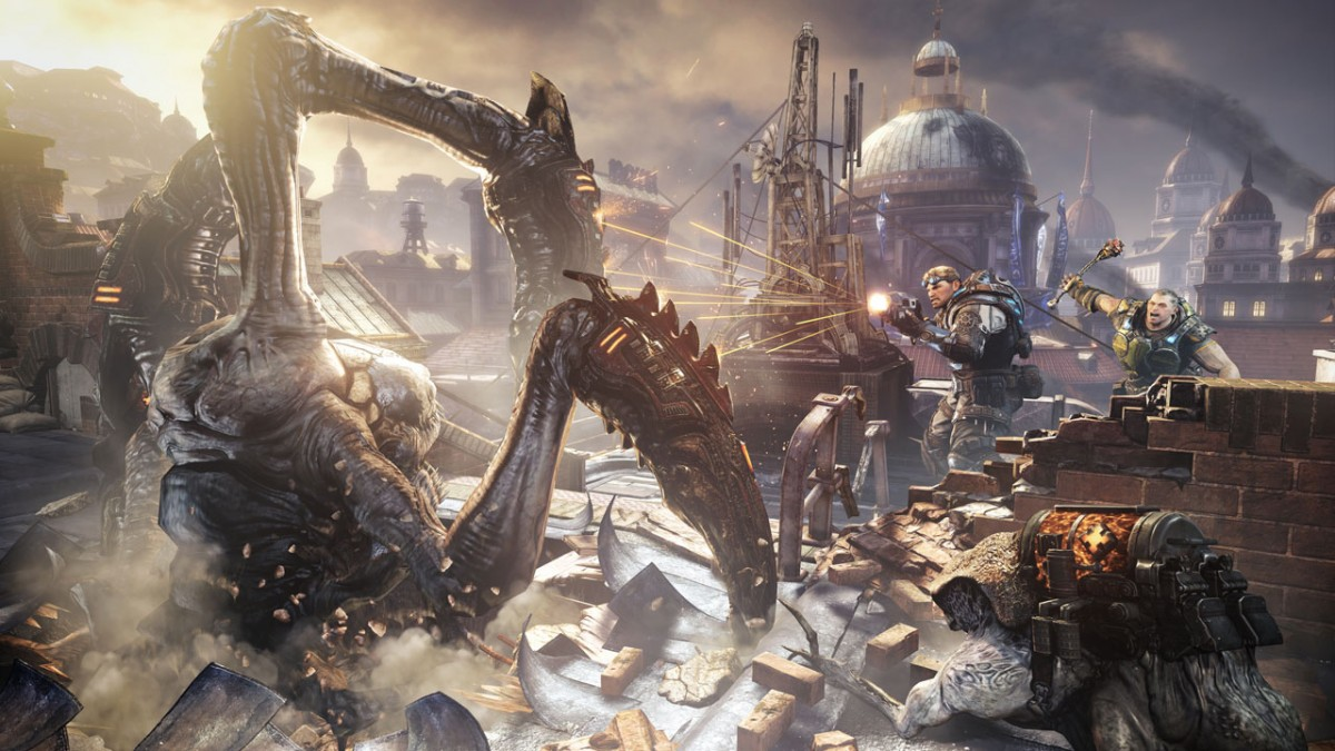 Foto 1 do jogo Gears of War: Judgement