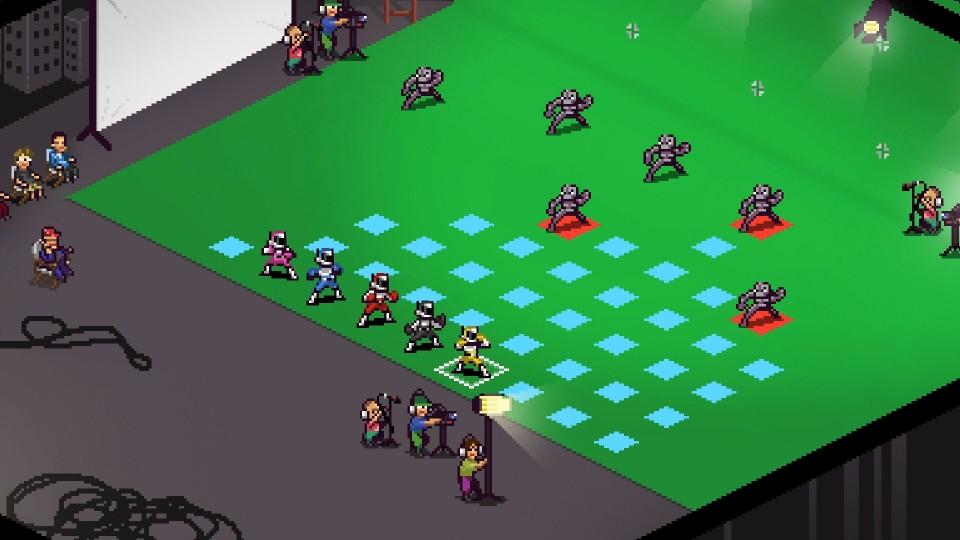 Foto 1 do jogo Chroma Squad