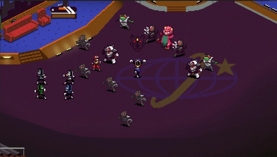 Foto 4 do jogo Chroma Squad