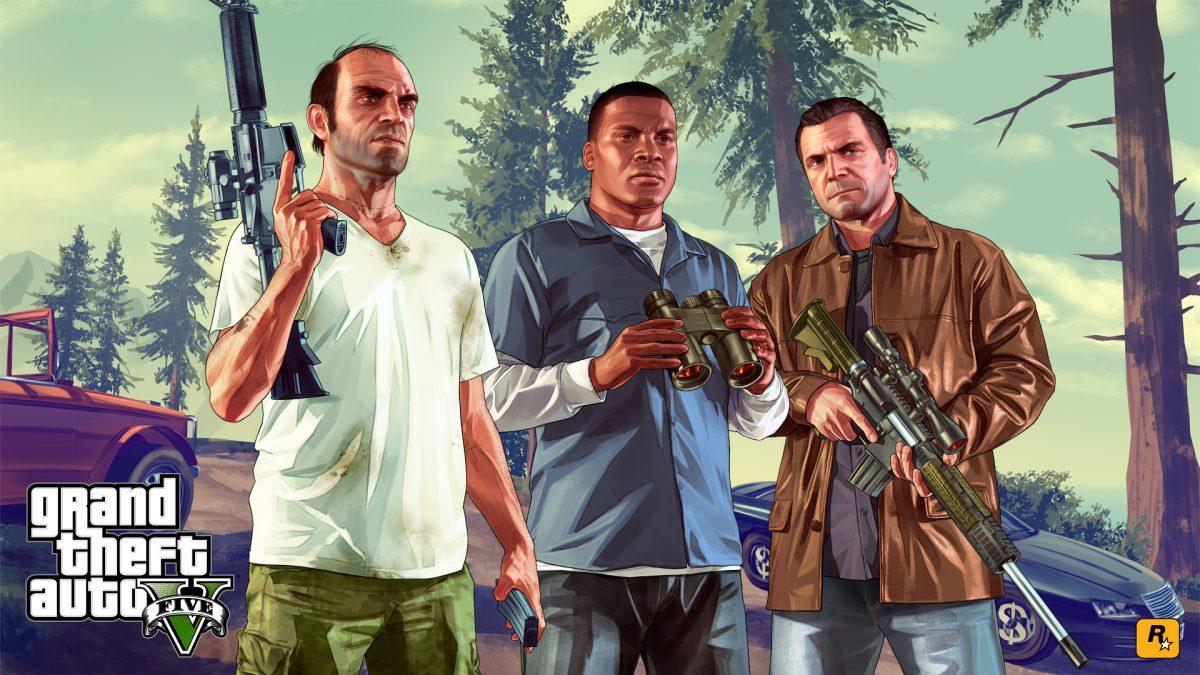 Foto 6 do jogo Grand Theft Auto V