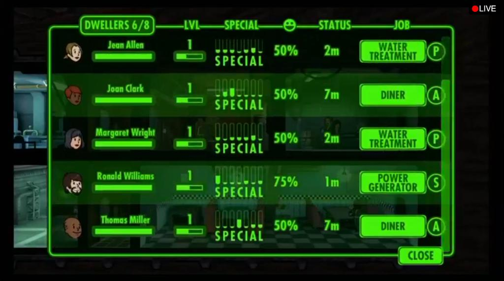 Foto 4 do jogo Fallout Shelter