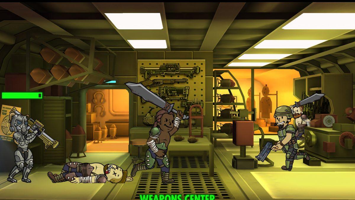 Foto 1 do jogo Fallout Shelter