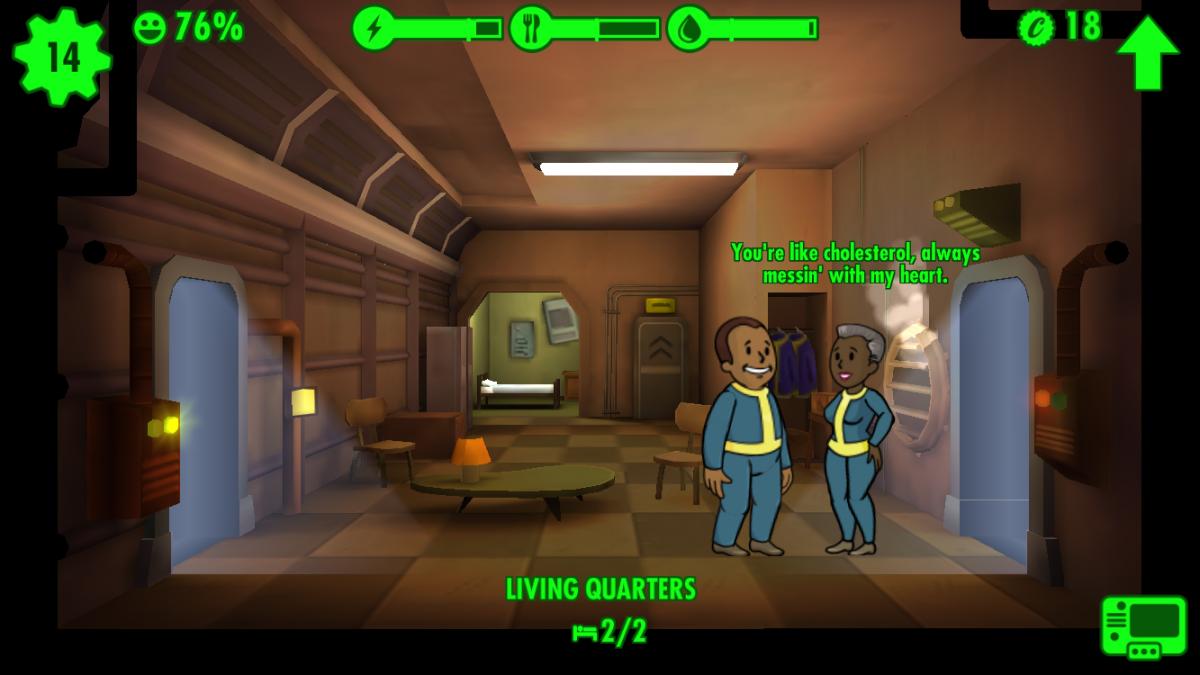 Foto 2 do jogo Fallout Shelter