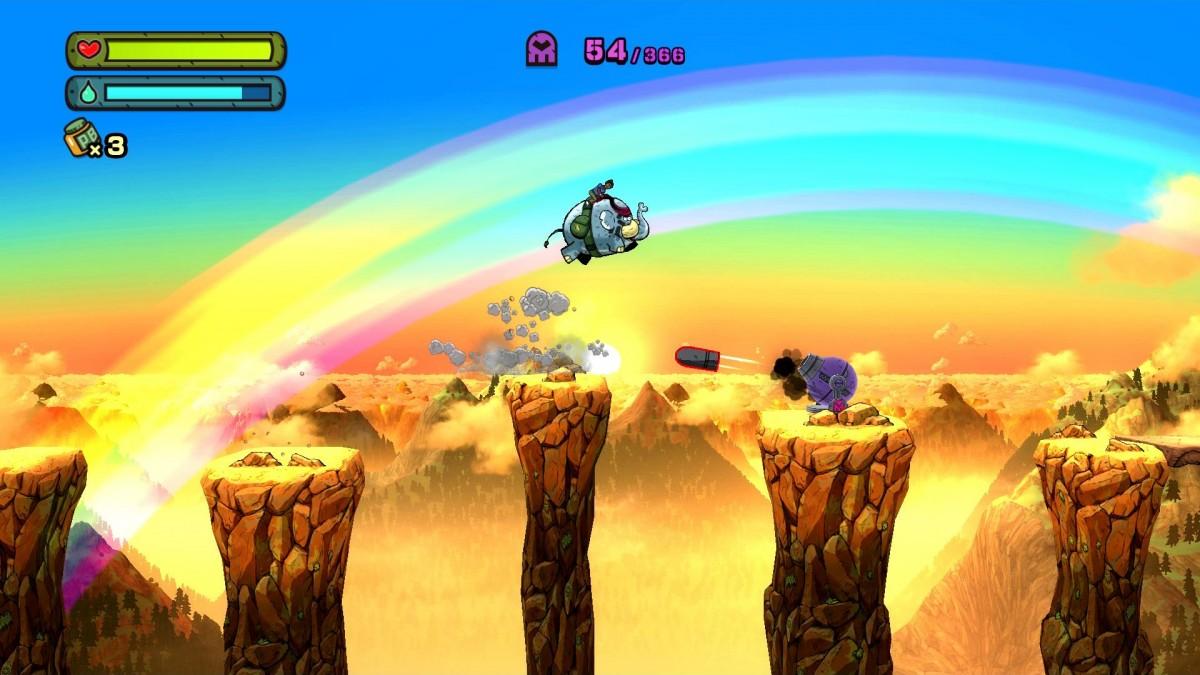 Foto 1 do jogo Tembo the Badass Elephant