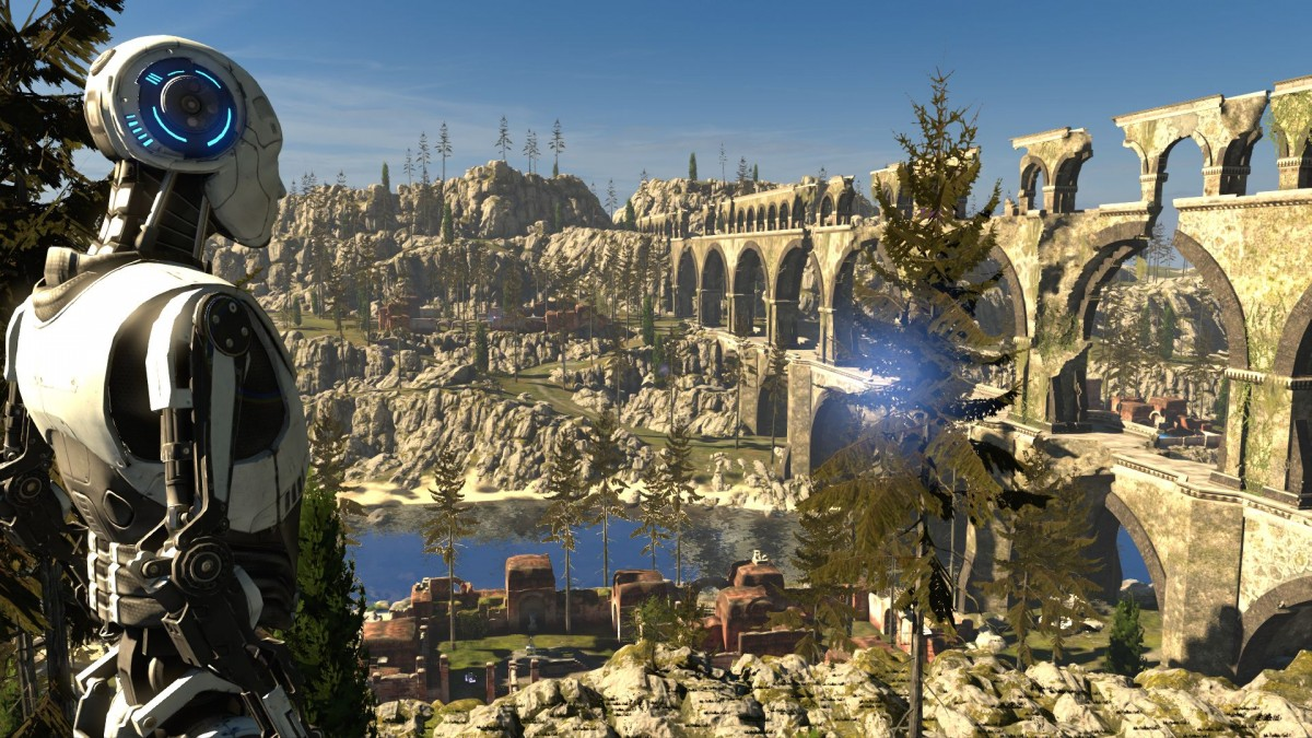 Foto 4 do jogo The Talos Principle